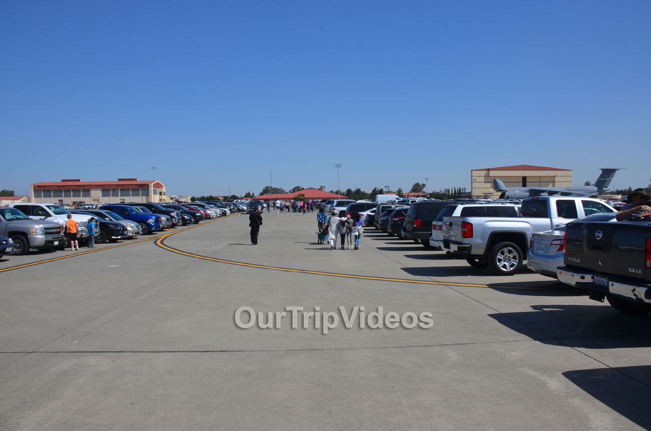 The Travis Air Force Base Air Show, Travis AFB, CA, USA - Picture 1 of 25