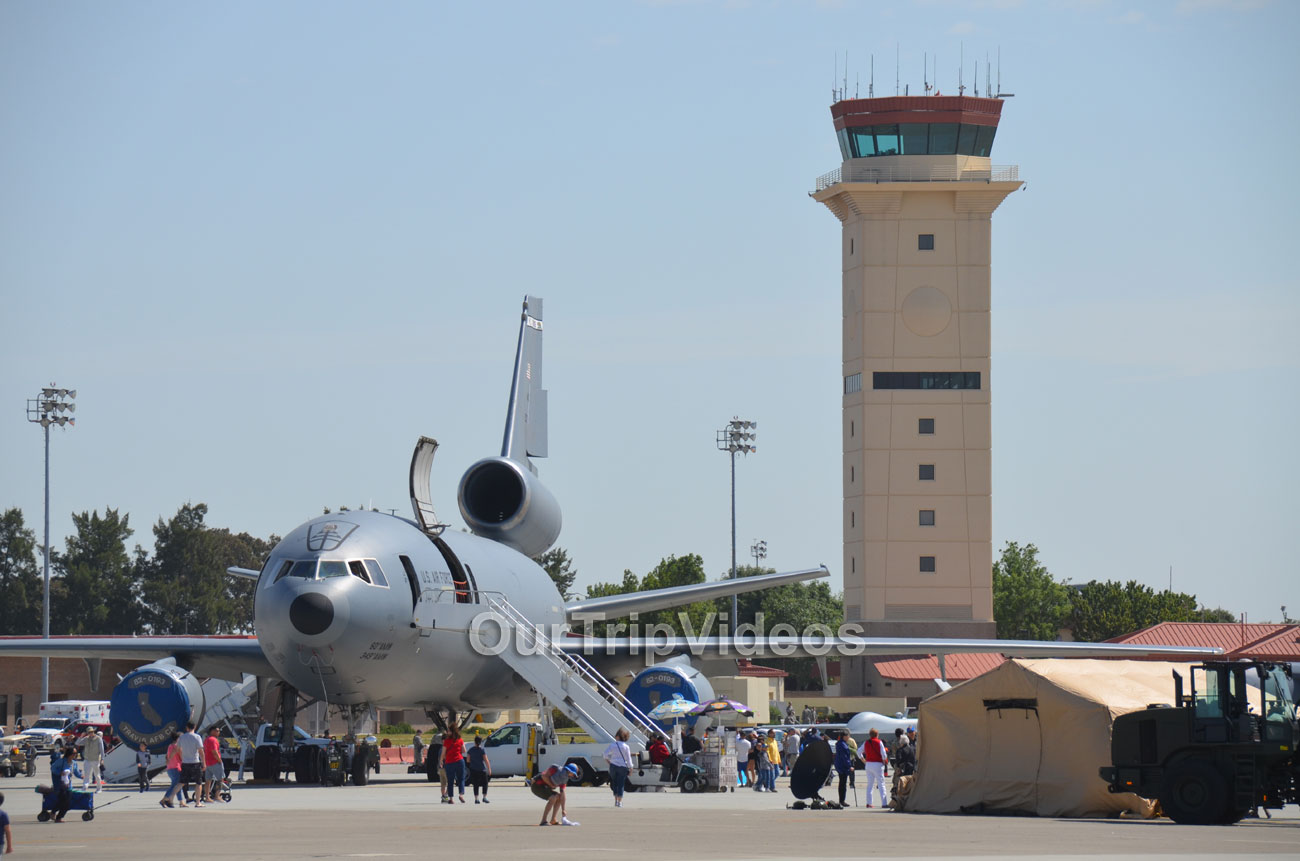The Travis Air Force Base Air Show, Travis AFB, CA, USA - Picture 9 of 25