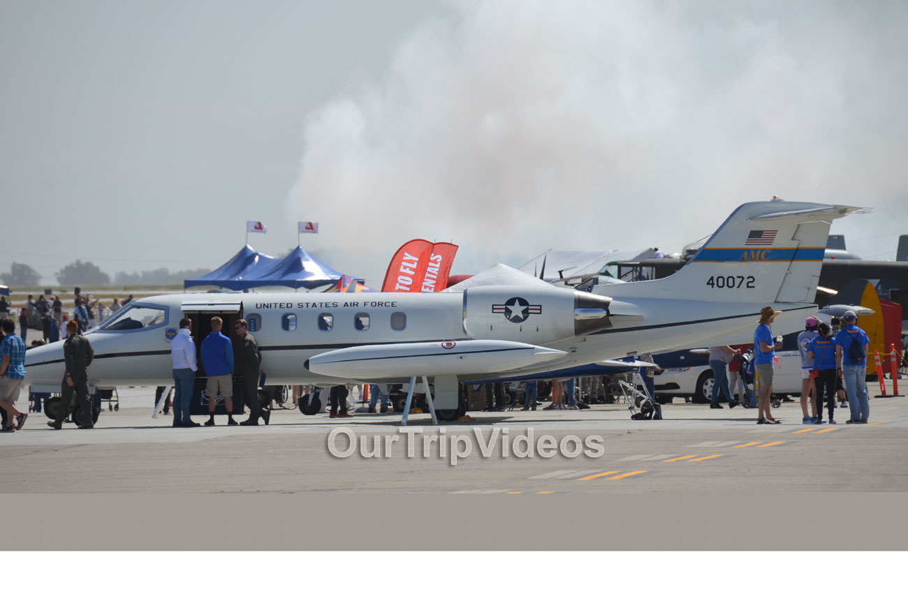 The Travis Air Force Base Air Show, Travis AFB, CA, USA - Picture 15 of 25