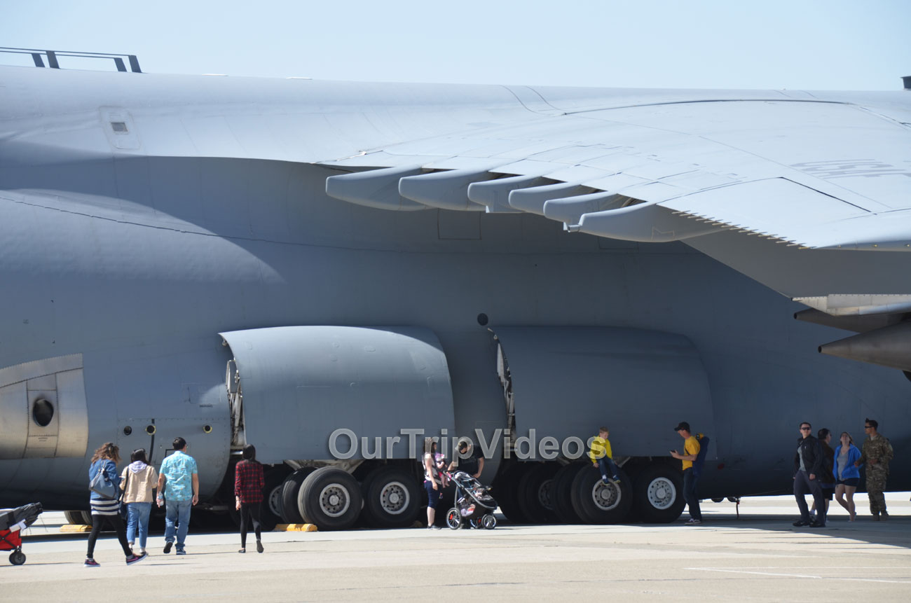 The Travis Air Force Base Air Show, Travis AFB, CA, USA - Picture 18 of 25