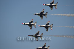 Pictures of The Travis Air Force Base Air Show, Travis AFB, CA, USA