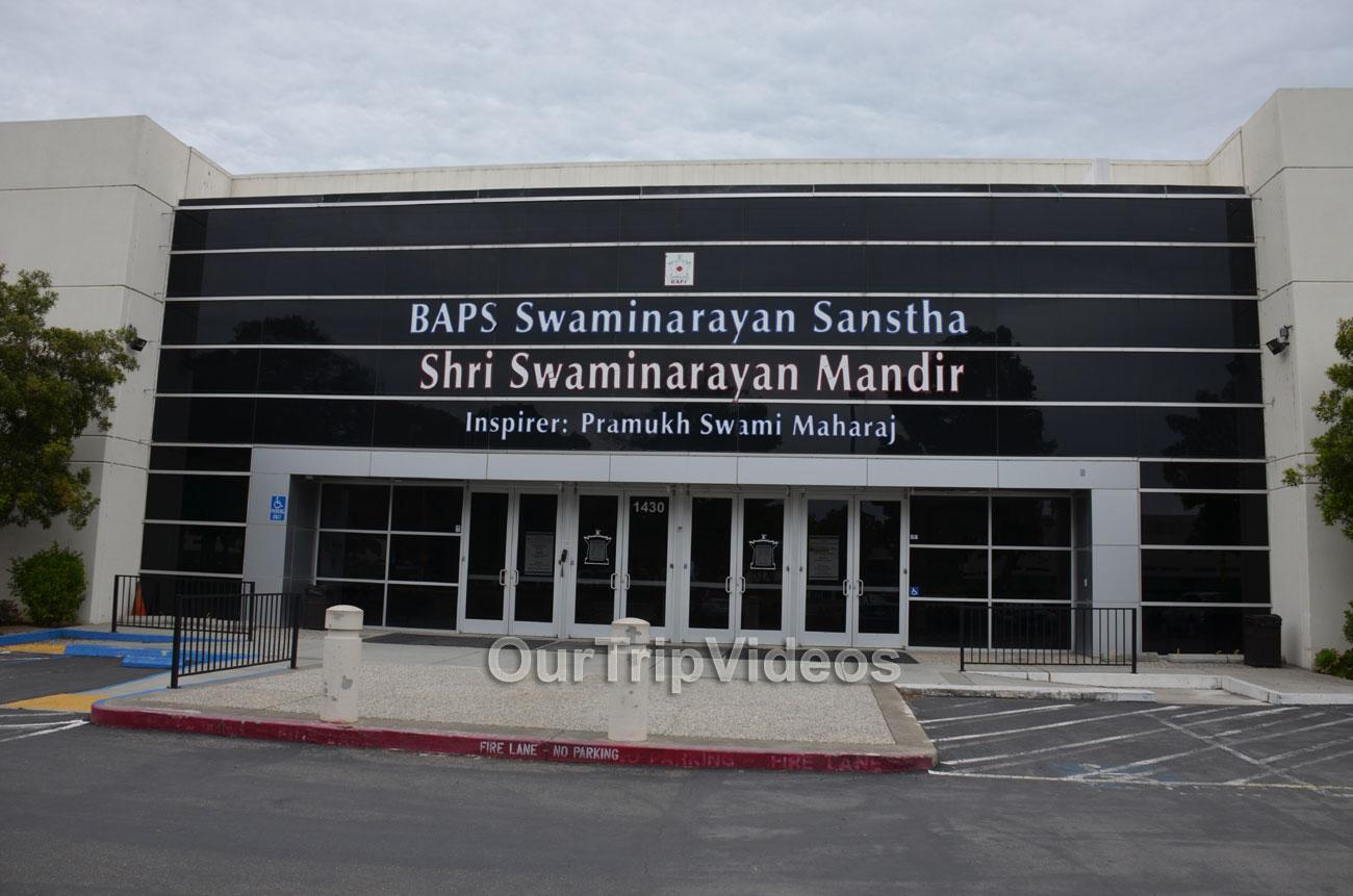 BAPS Shri Swaminarayan Mandir, Milpitas, CA, USA - Picture 1 of 25