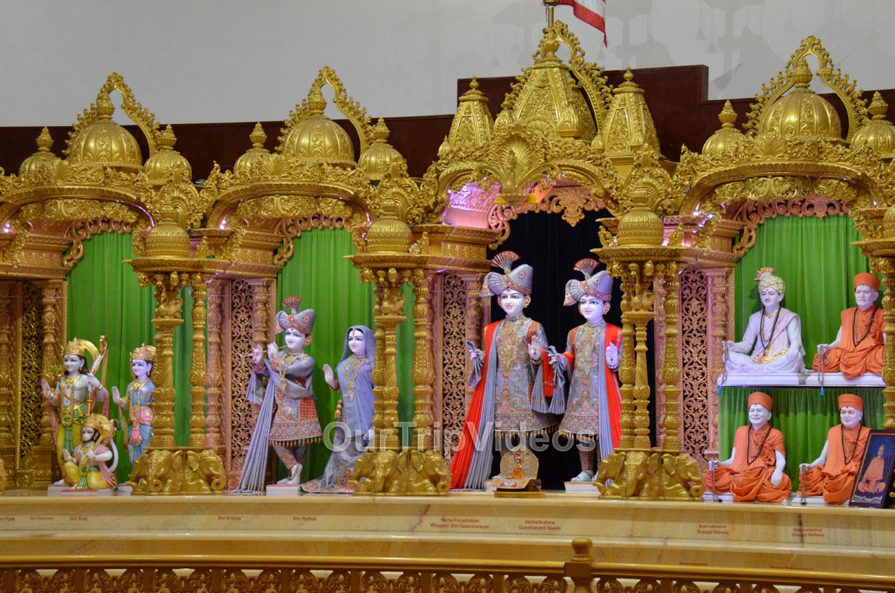 BAPS Shri Swaminarayan Mandir, Milpitas, CA, USA - Picture 8 of 25