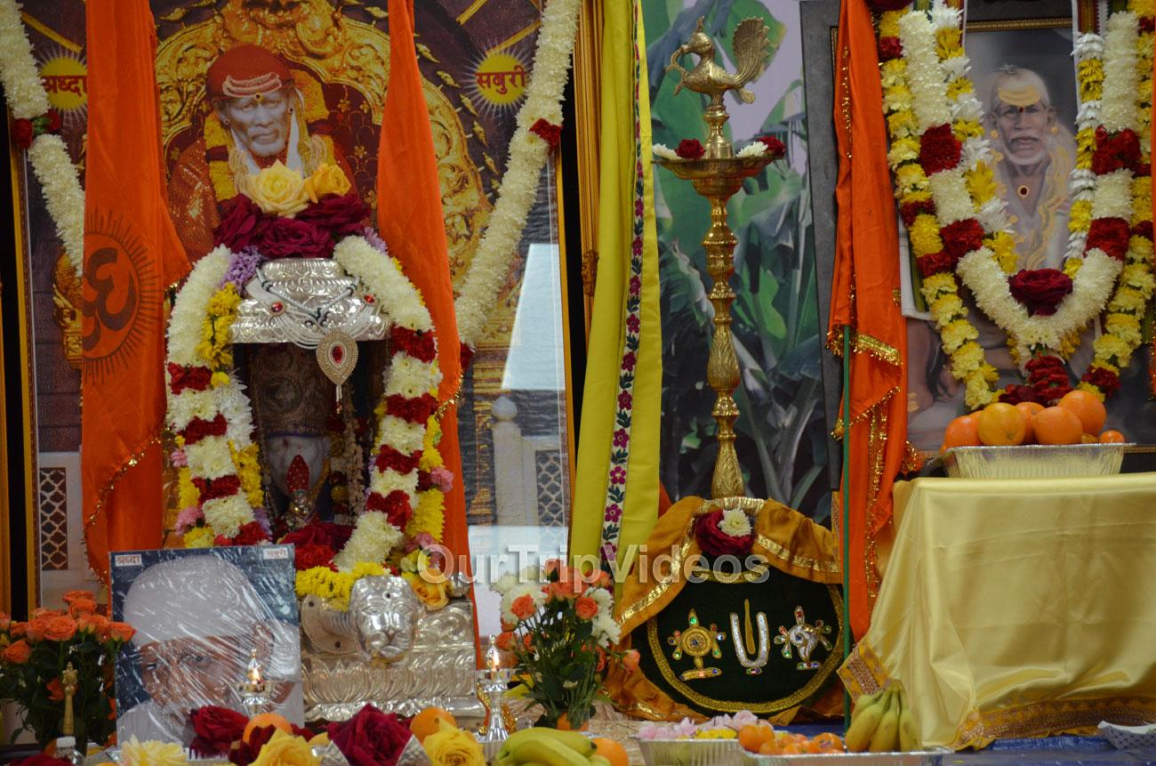 Sai Datta Peetham - Baba Paduka Yatra, Milpitas, CA, USA - Picture 8 of 25