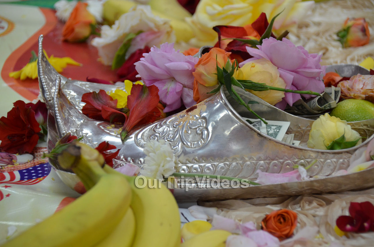 Sai Datta Peetham - Baba Paduka Yatra, Milpitas, CA, USA - Picture 20 of 25