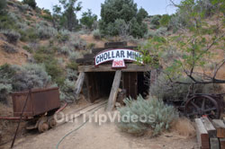 Pictures of Chollar Mine Tour area, Virginia City, NV, USA