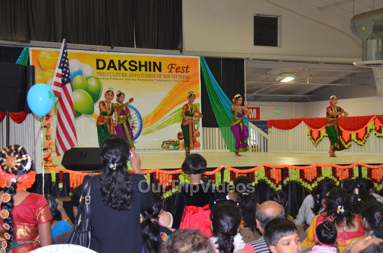 Dakshin Fest - The culture and cuisine of South India, San Jose, CA, USA - Picture 2 of 25