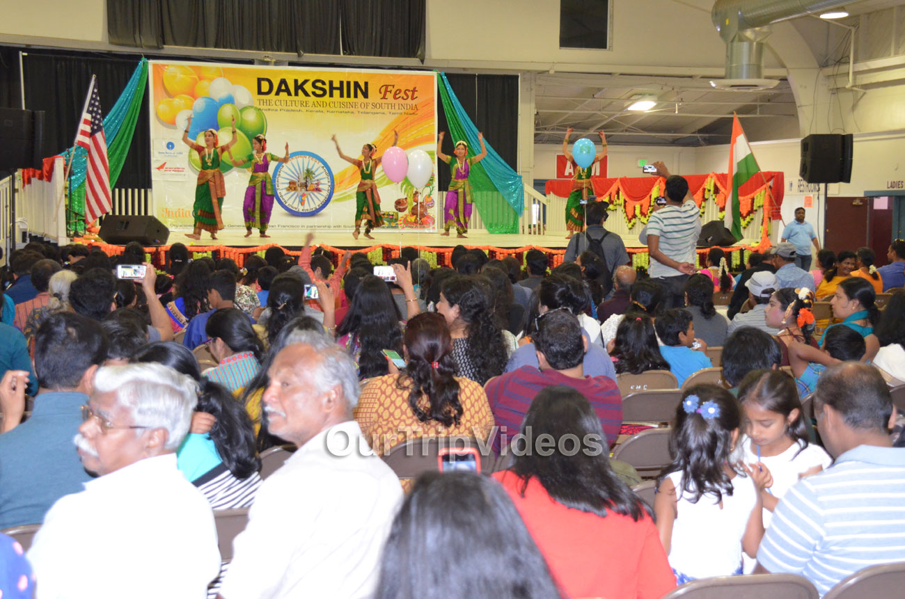 Dakshin Fest - The culture and cuisine of South India, San Jose, CA, USA - Picture 3 of 25