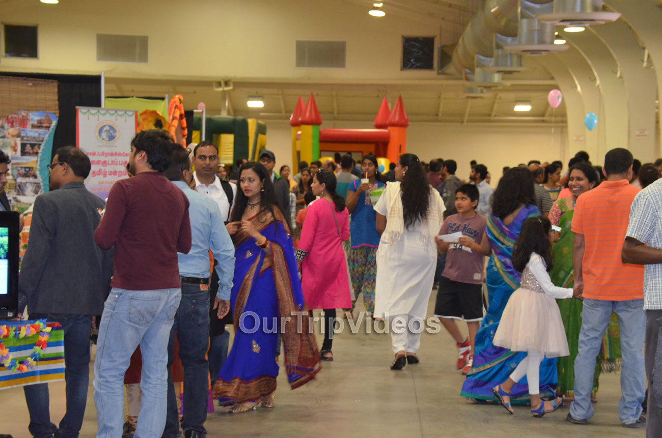 Dakshin Fest - The culture and cuisine of South India, San Jose, CA, USA - Picture 5 of 25