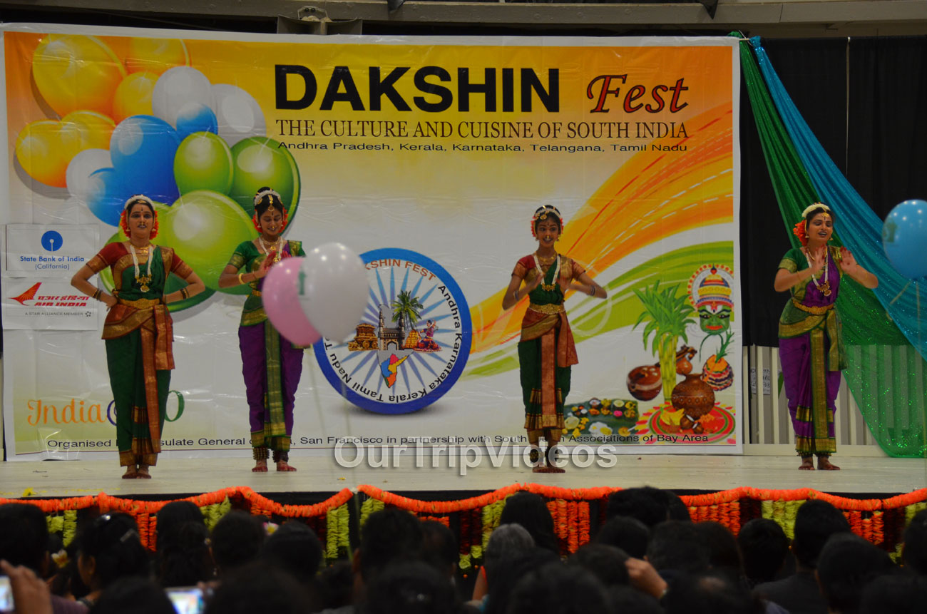 Dakshin Fest - The culture and cuisine of South India, San Jose, CA, USA - Picture 7 of 25