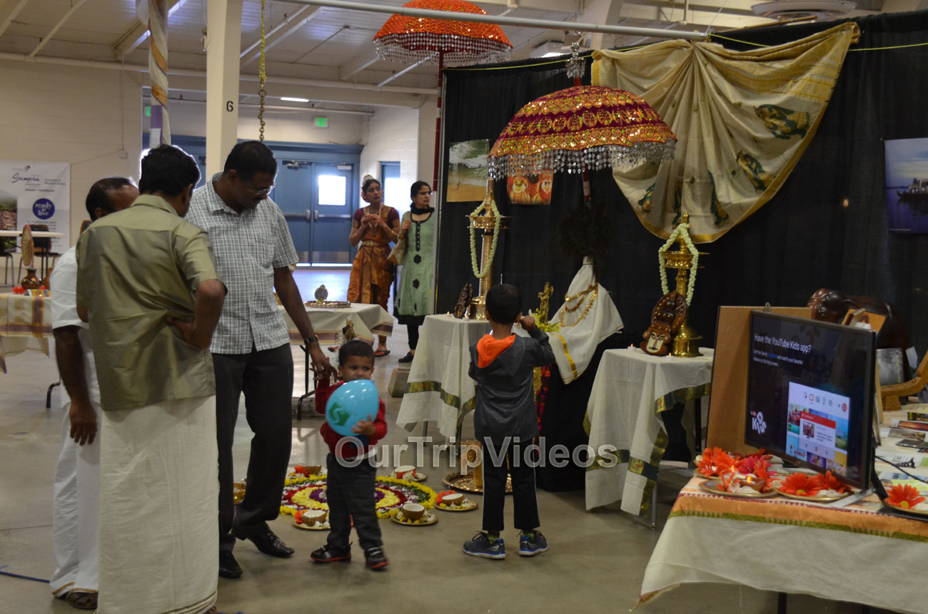Dakshin Fest - The culture and cuisine of South India, San Jose, CA, USA - Picture 13 of 25