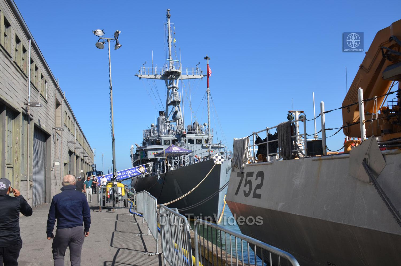 SF Fleet Week - Ship Tours(Pier 35), San Francisco, CA, USA - Picture 5 of 25