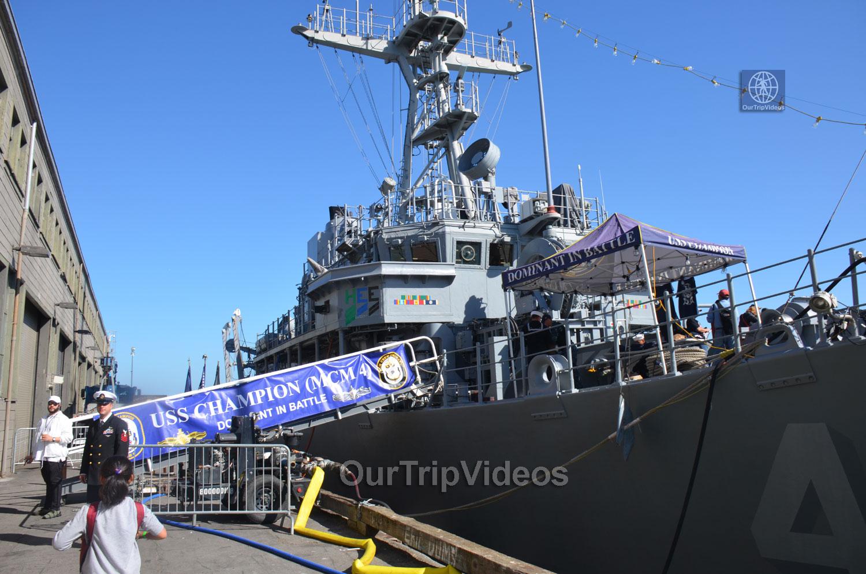 SF Fleet Week - Ship Tours(Pier 35), San Francisco, CA, USA - Picture 6 of 25