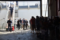 SF Fleet Week - Ship Tours(Pier 35), San Francisco, CA, USA - Picture 3