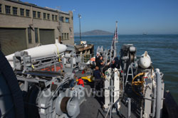 Pictures of SF Fleet Week - Ship Tours(Pier 35), San Francisco, CA, USA