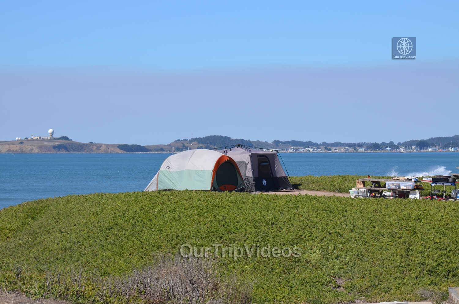 State Beach(Francis Beach), Half Moon Bay, CA, USA - Picture 1 of 25