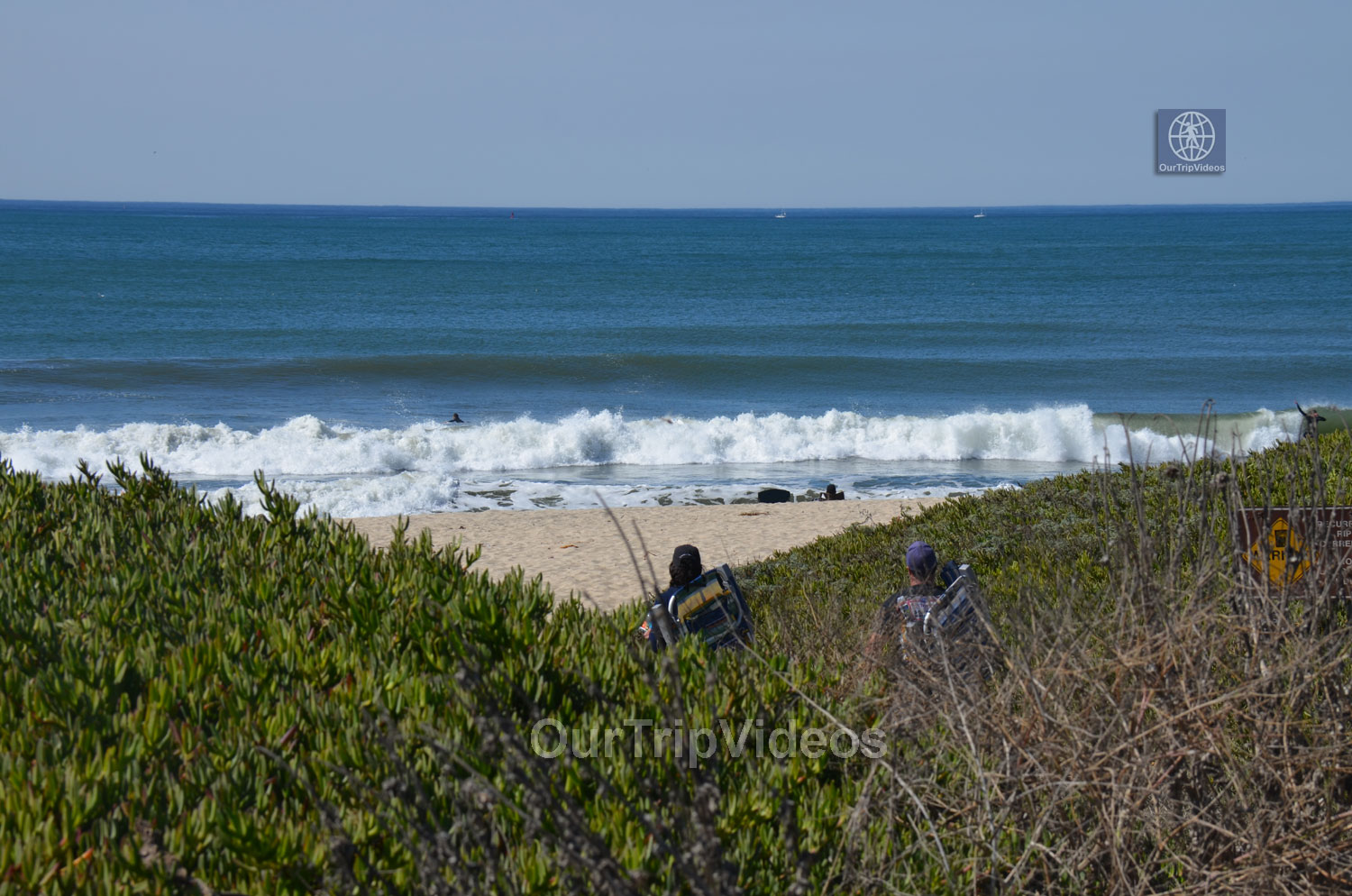 State Beach(Francis Beach), Half Moon Bay, CA, USA - Picture 2 of 25
