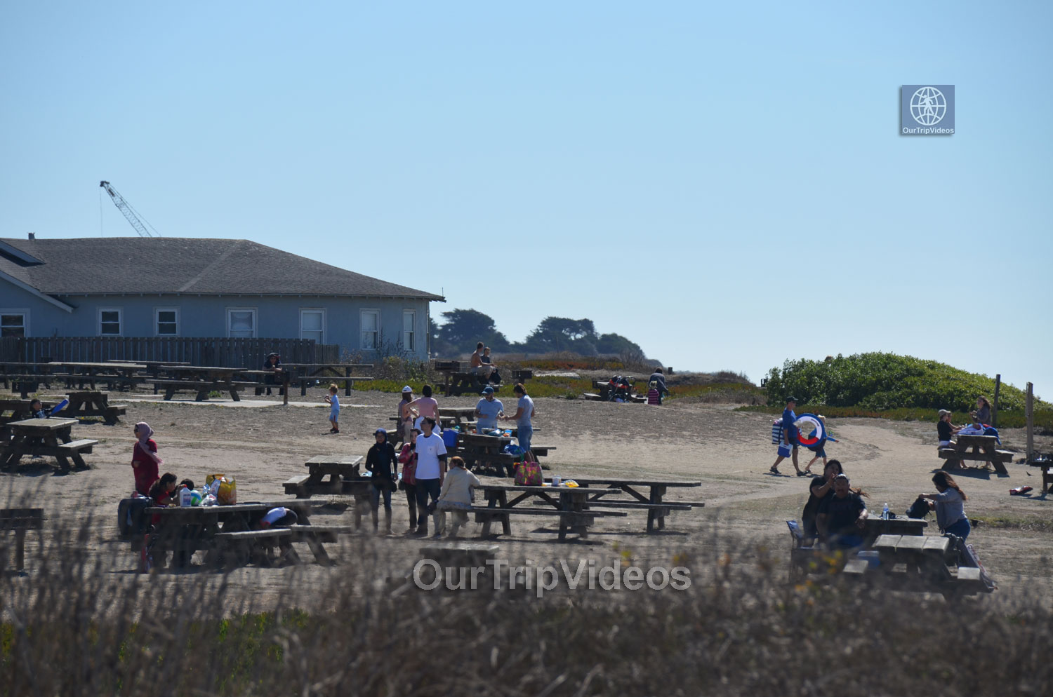 State Beach(Francis Beach), Half Moon Bay, CA, USA - Picture 7 of 25