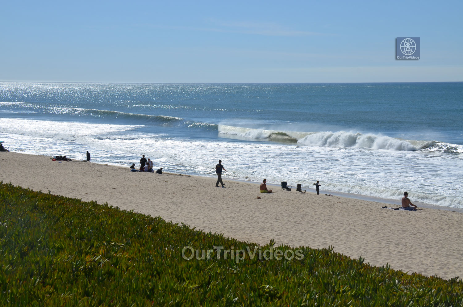 State Beach(Francis Beach), Half Moon Bay, CA, USA - Picture 9 of 25