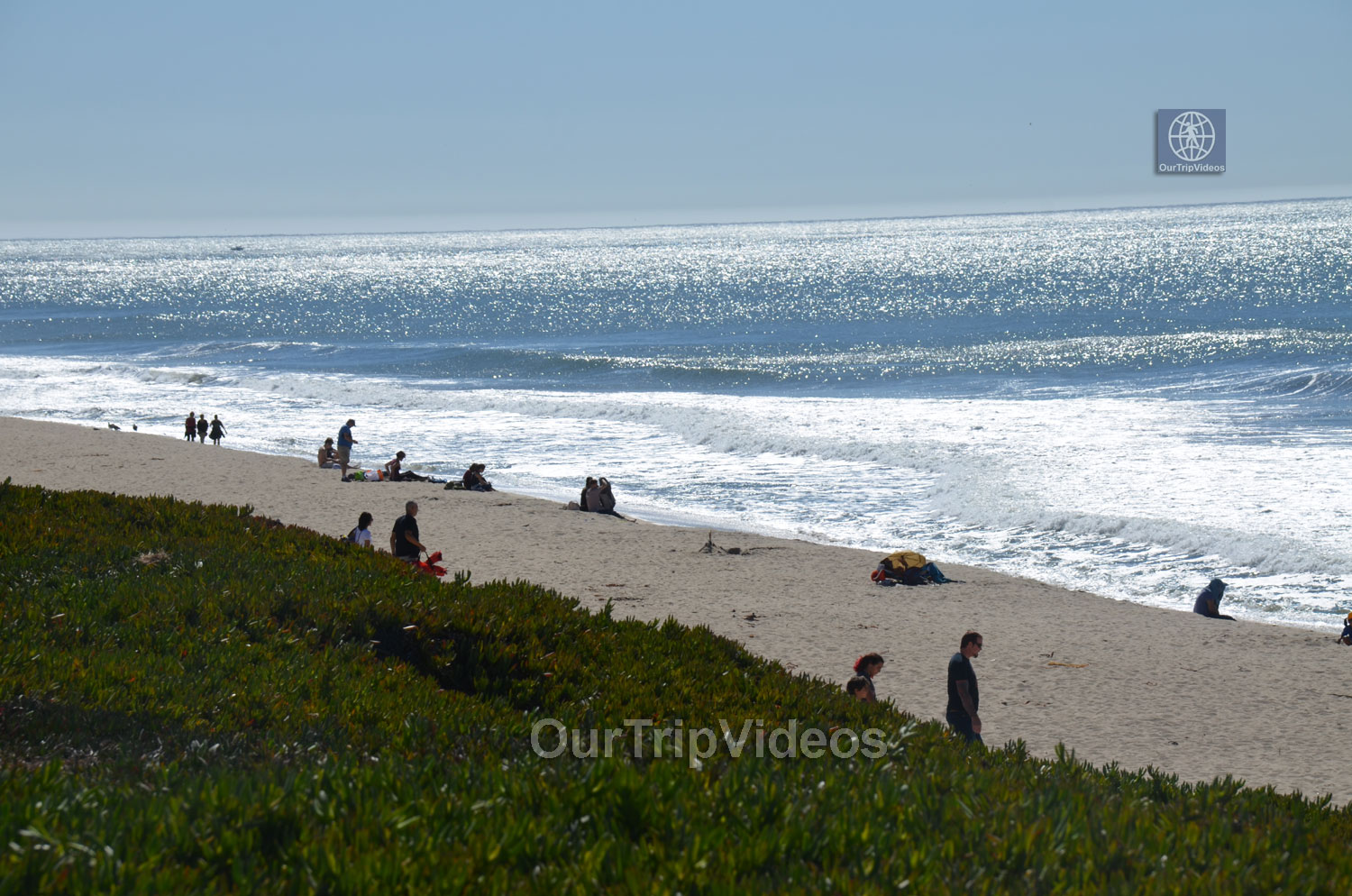 State Beach(Francis Beach), Half Moon Bay, CA, USA - Picture 10 of 25