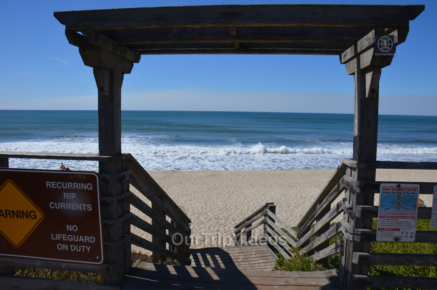 State Beach(Francis Beach), Half Moon Bay, CA, USA - Picture 14 of 25