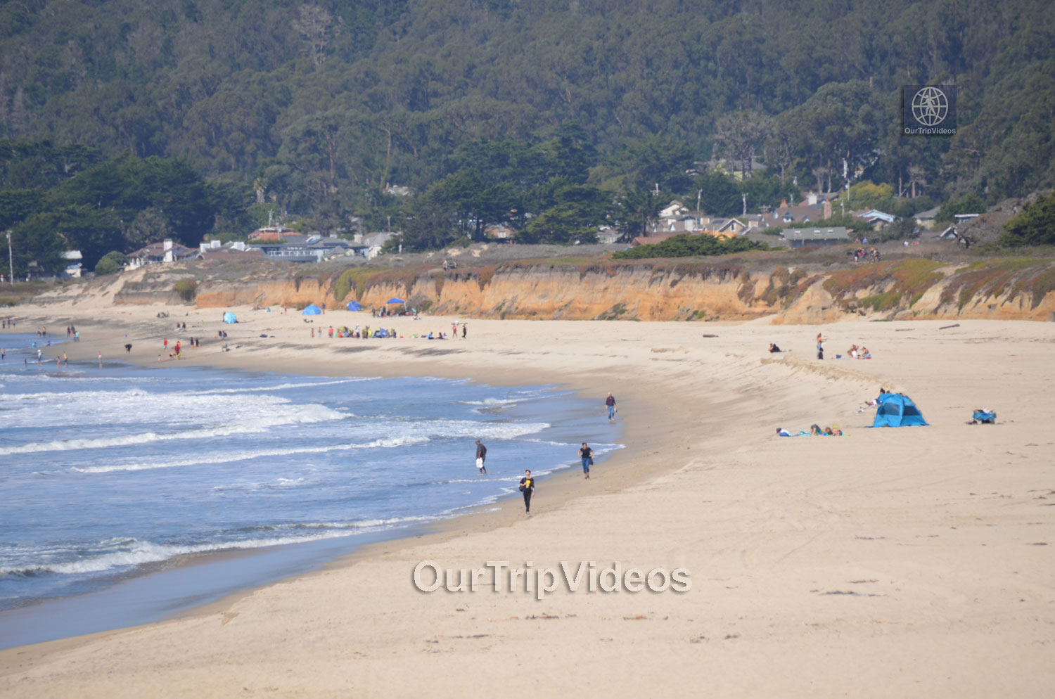 State Beach(Francis Beach), Half Moon Bay, CA, USA - Picture 18 of 25