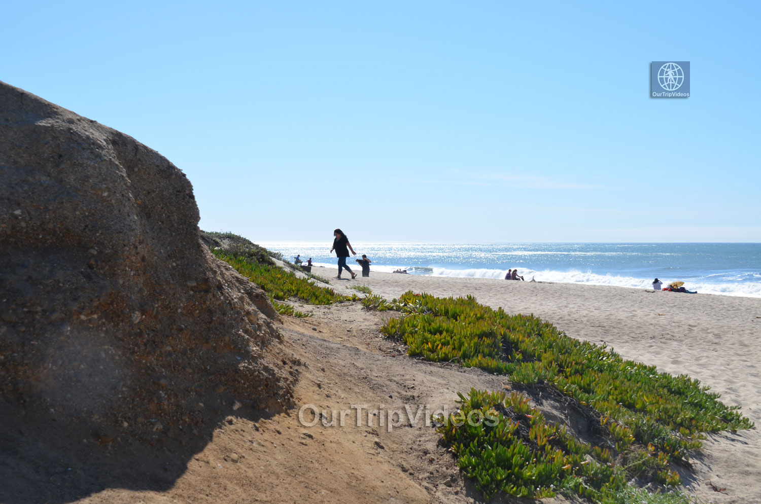 State Beach(Francis Beach), Half Moon Bay, CA, USA - Picture 25 of 25