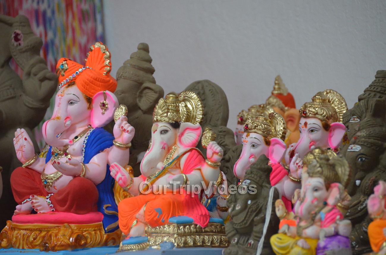 Ganesh Mahotsava and Mela at Shiv Durga Temple, Sunnyvale, CA, USA - Picture 4 of 25