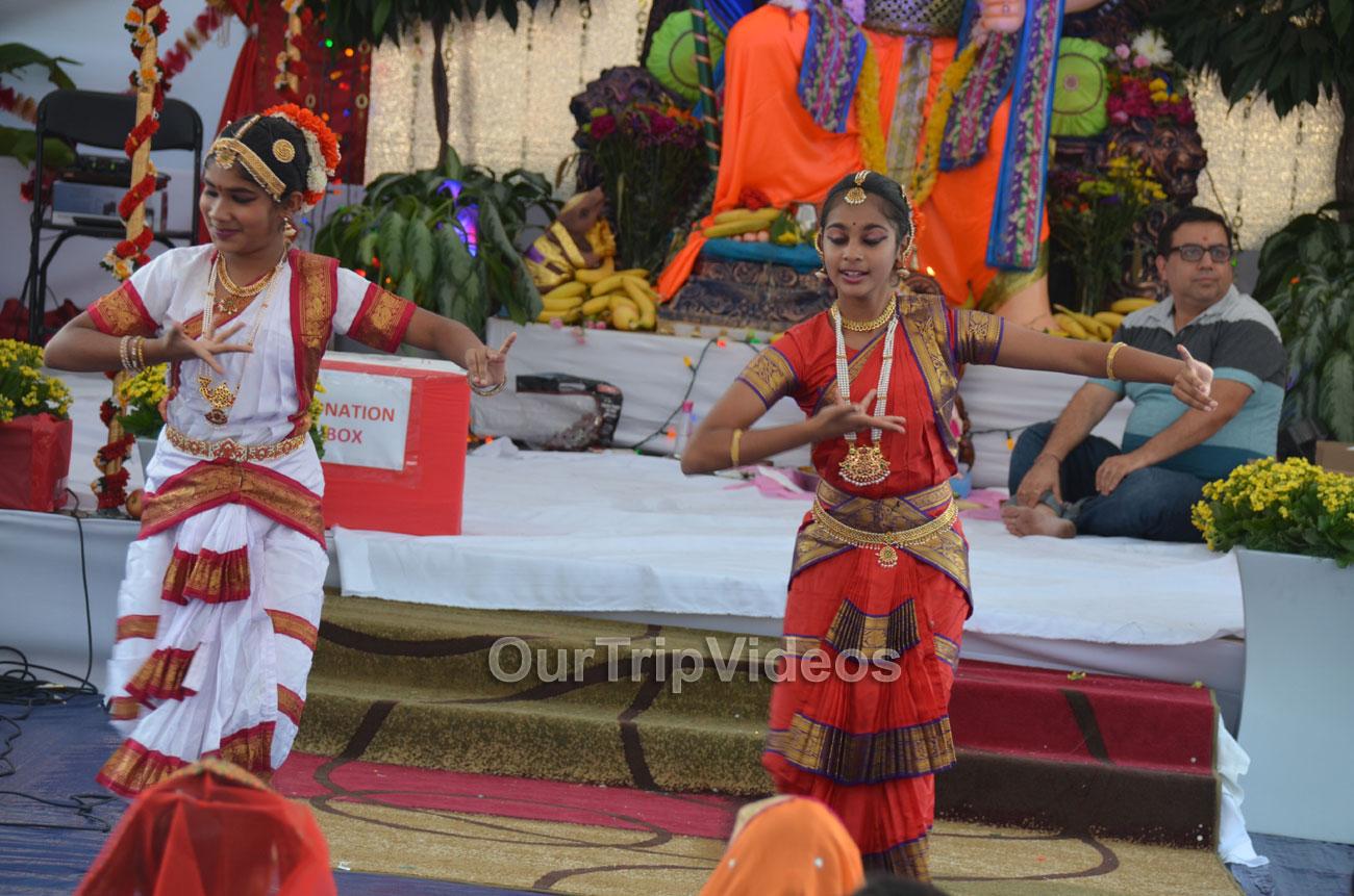Ganesh Mahotsava and Mela at Shiv Durga Temple, Sunnyvale, CA, USA - Picture 23 of 25