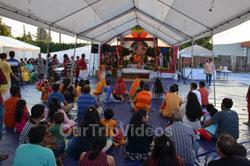 Ganesh Mahotsava and Mela at Shiv Durga Temple, Sunnyvale, CA, USA - Picture 19