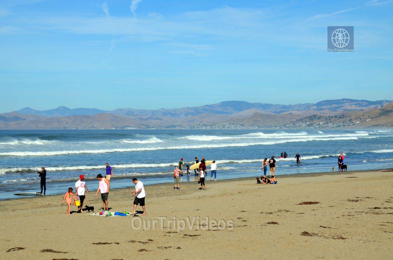 Morro Rock Beach, Morro Bay, CA, USA - Picture 3 of 25