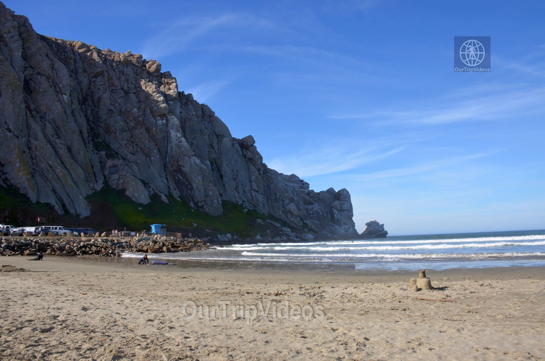 Morro Rock Beach, Morro Bay, CA, USA - Picture 16 of 25