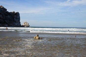 Pictures of Morro Rock Beach, Morro Bay, CA, USA