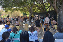 Pictures of Annual Gathering of Ohlone Peoples at Coyote Hills, Fremont, CA, USA
