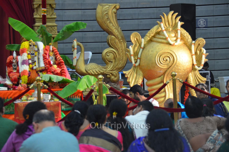 Karthika Masa Vaibhavotsavam (Pancha Kalyanams), Fremont, CA, USA - Picture 2 of 25