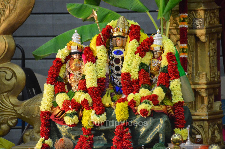 Karthika Masa Vaibhavotsavam (Pancha Kalyanams), Fremont, CA, USA - Picture 8 of 25