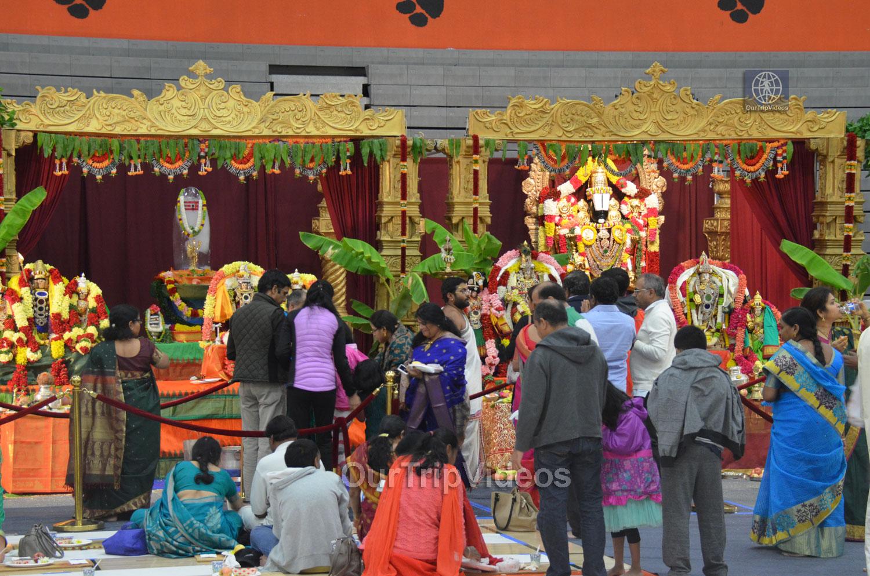 Karthika Masa Vaibhavotsavam (Pancha Kalyanams), Fremont, CA, USA - Picture 23 of 25