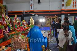 Karthika Masa Vaibhavotsavam (Pancha Kalyanams), Fremont, CA, USA - Picture 19