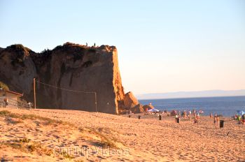 Pictures of Point Dume State Beach, Malibu, CA, USA