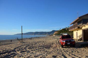 Point Dume State Beach, Malibu, CA, USA - Picture 8
