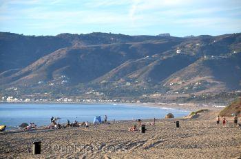 Point Dume State Beach, Malibu, CA, USA - Picture 9