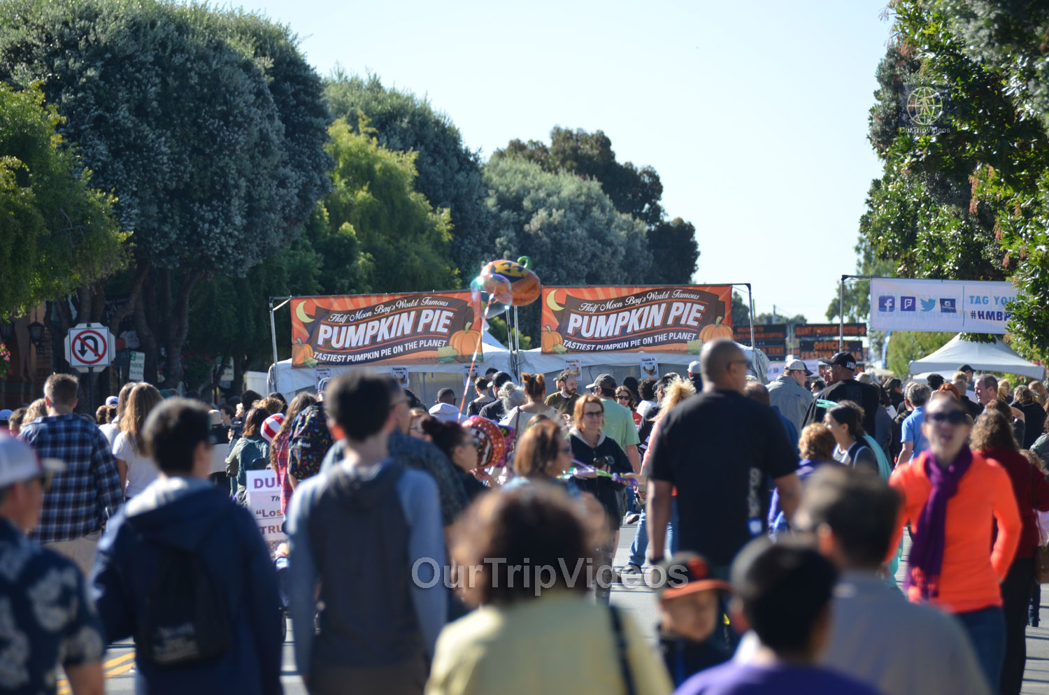 Art and Pumpkin Festival(Parade), Half Moon Bay, CA, USA - Picture 5 of 25
