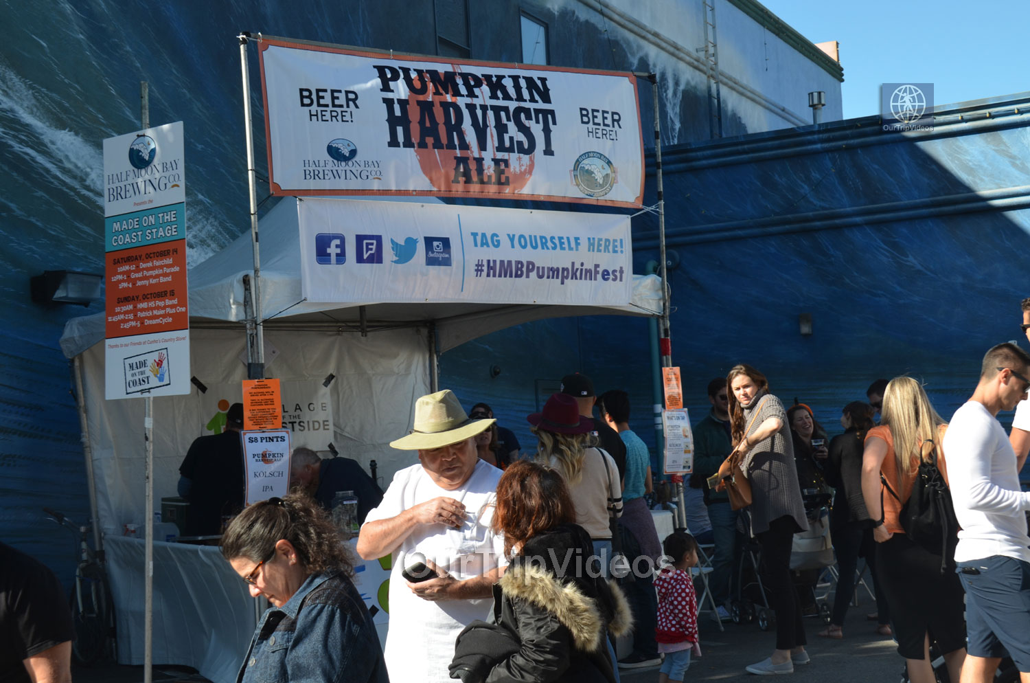 Art and Pumpkin Festival(Parade), Half Moon Bay, CA, USA - Picture 9 of 25