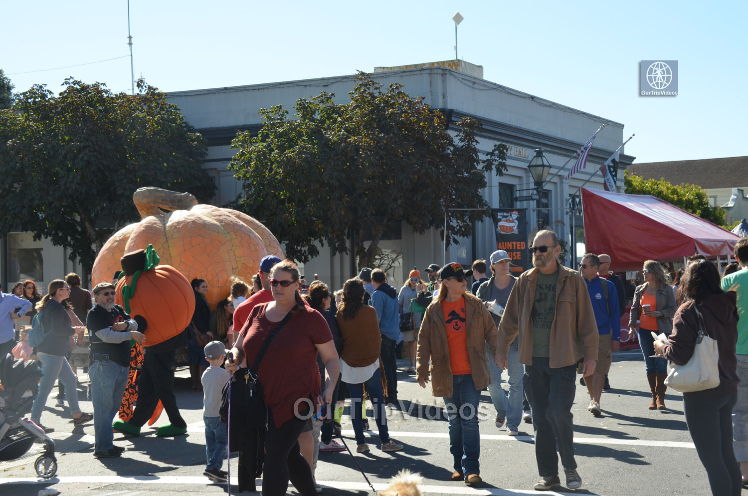 Art and Pumpkin Festival(Parade), Half Moon Bay, CA, USA - Picture 10 of 25
