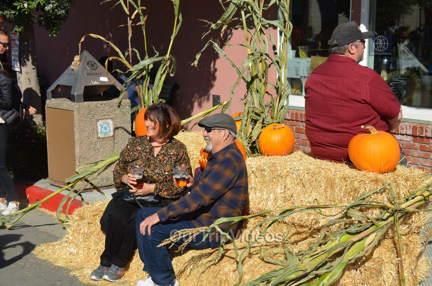 Art and Pumpkin Festival(Parade), Half Moon Bay, CA, USA - Picture 12 of 25