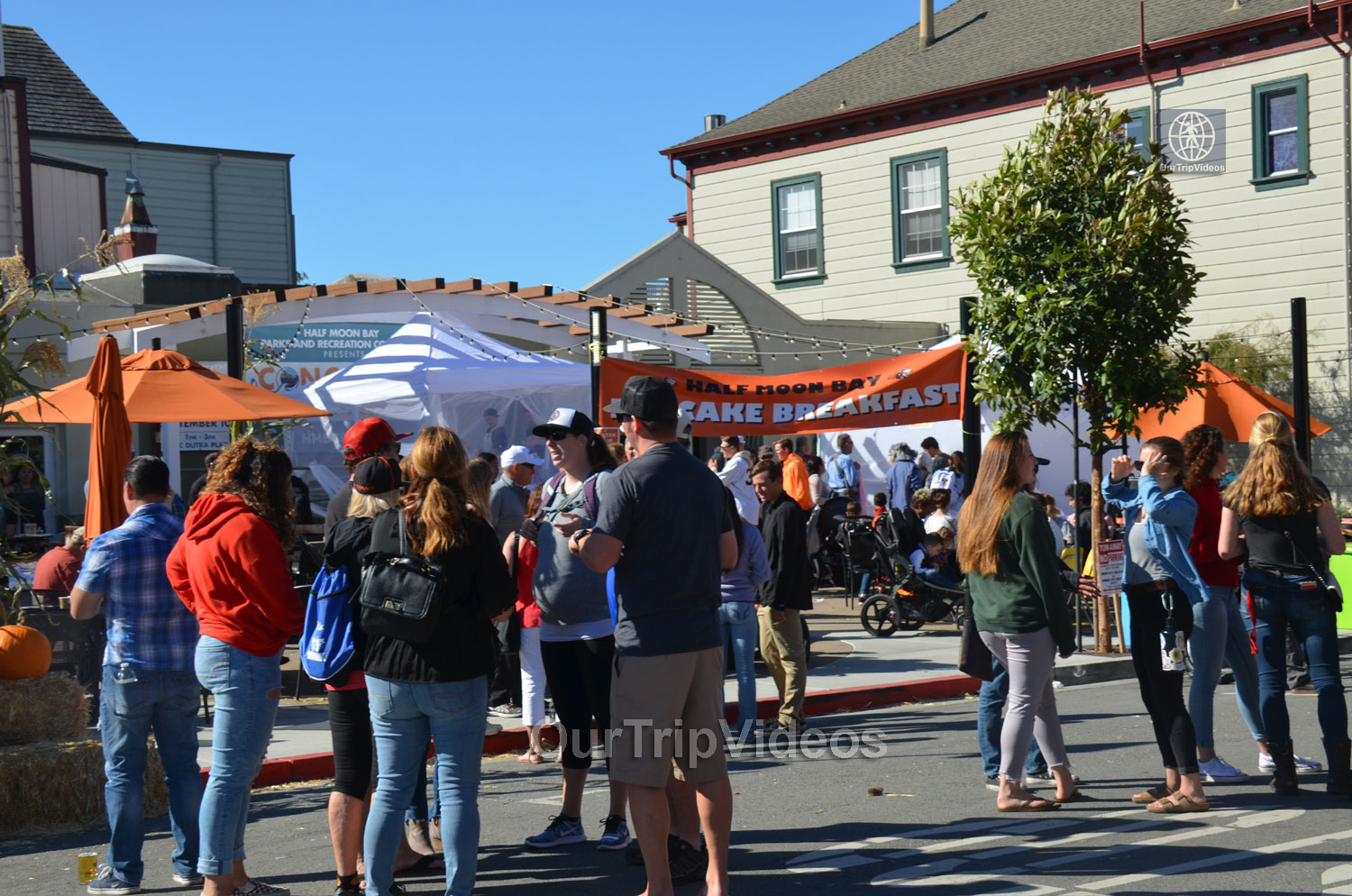 Art and Pumpkin Festival(Parade), Half Moon Bay, CA, USA - Picture 13 of 25