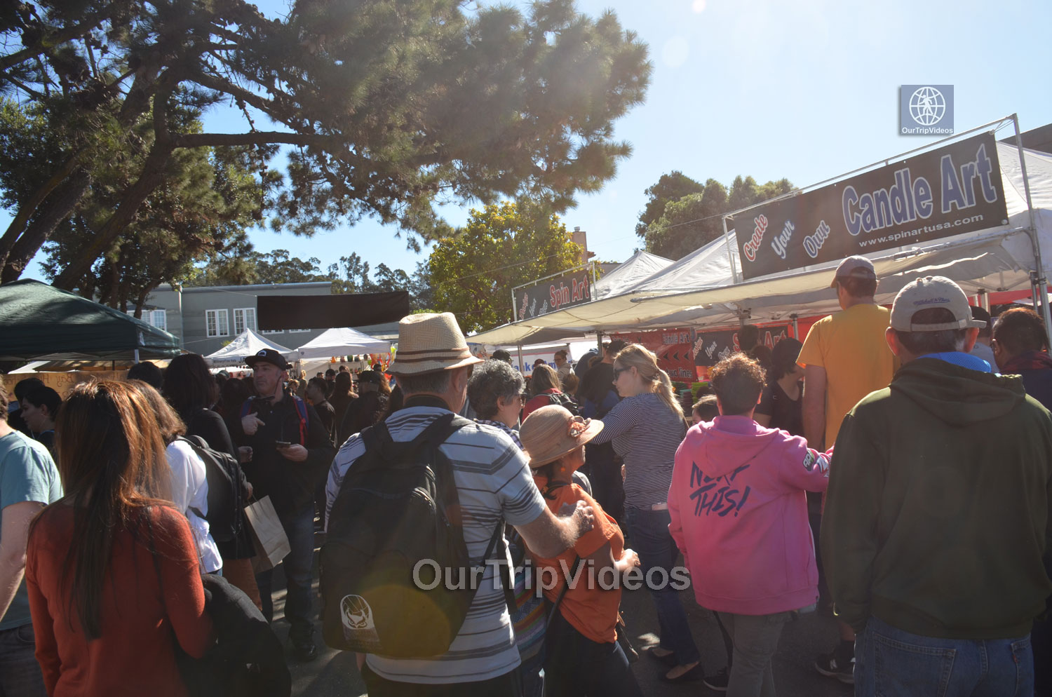Art and Pumpkin Festival(Parade), Half Moon Bay, CA, USA - Picture 21 of 25