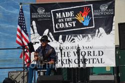 Art and Pumpkin Festival(Parade), Half Moon Bay, CA, USA - Picture 8