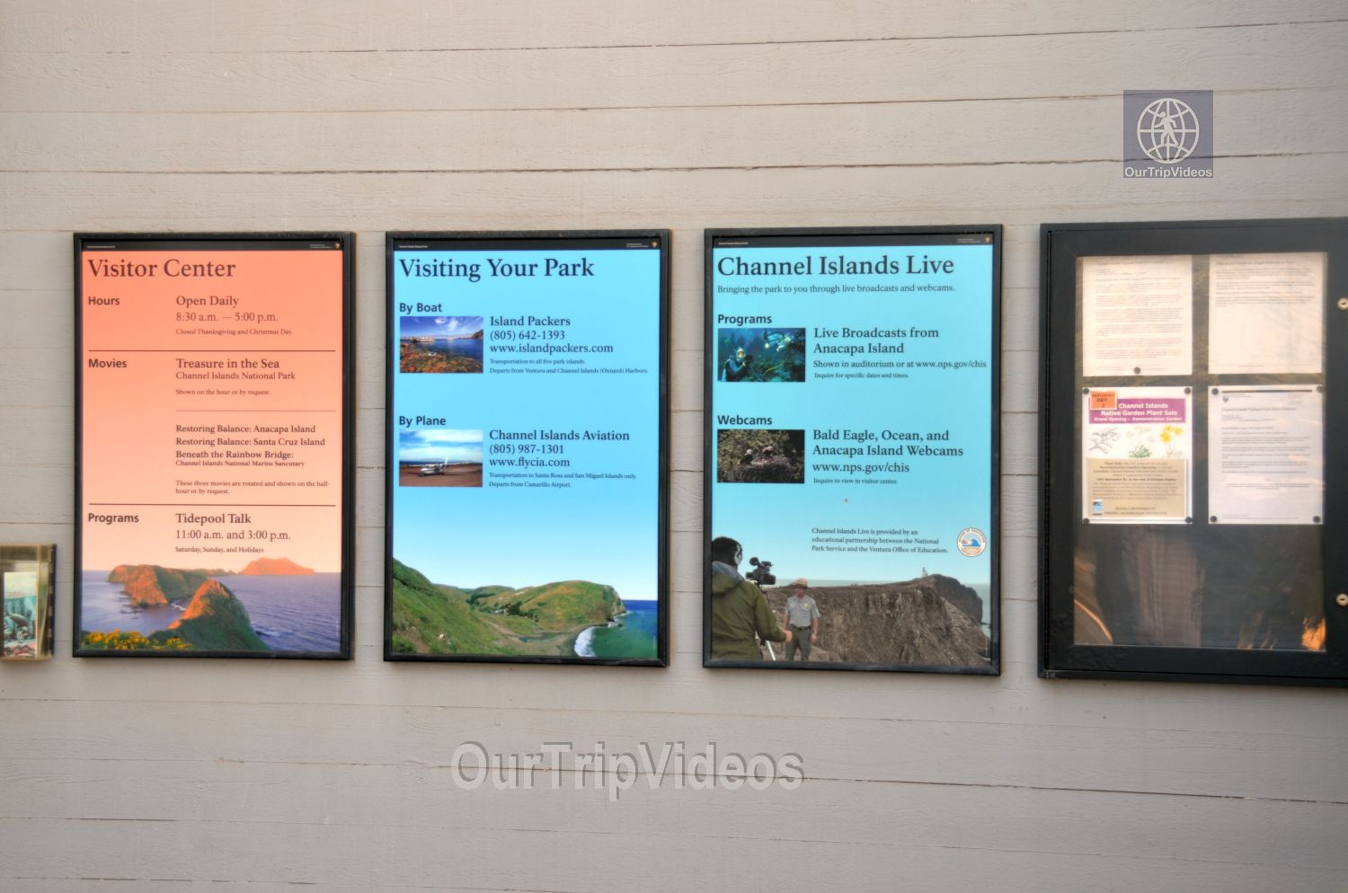 The Robert JL Visitor Center and Harbor cove beach, Ventura, CA, USA - Picture 3 of 25