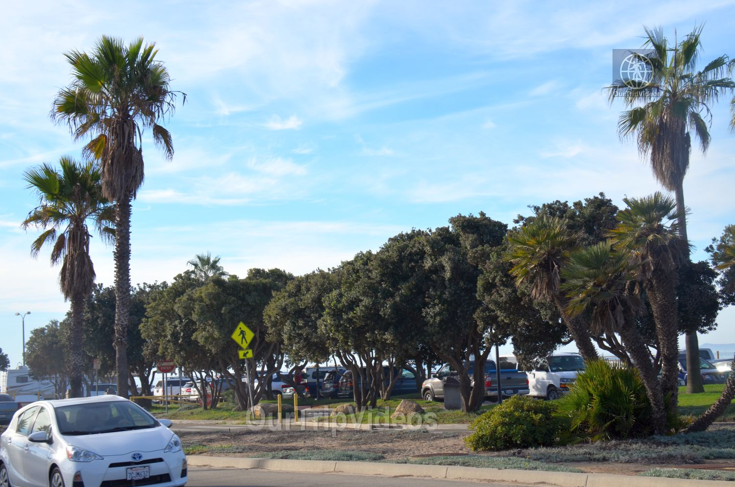 The Robert JL Visitor Center and Harbor cove beach, Ventura, CA, USA - Picture 18 of 25